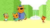 Три кота 3 сезон 108 серия. Лабиринт