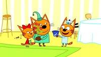 Три кота 3 сезон 112 серия. Мамин цветок