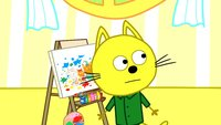 Три кота 3 сезон 147 серия. Портрет
