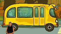 Три котёнка (Сурдоперевод) Считалки Считалки - Серия 1. Колёса автобуса