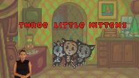 Три котёнка (Сурдоперевод) Считалки Считалки - Серия 4. Котятки и перчатки