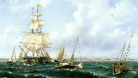 Всемирная картинная галерея Сезон-1 Вильям Брэдфорд. Сказка о кораблике