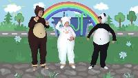 Три медведя Сезон-1 Раскраска